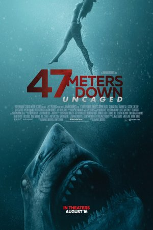 47 Meters down : The next Chapter